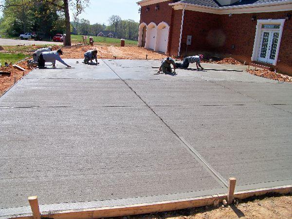 Concrete Driveway Repair Paving Concrete Contractor